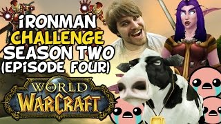 World Of Warcraft Iron Man Challenge S2 Episode 4: