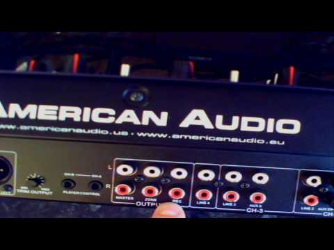 Q-SD RECORD From American Audio: Jason Earley Takes The First Look!