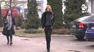 Anja Rubik za kierownicą nowego auta!