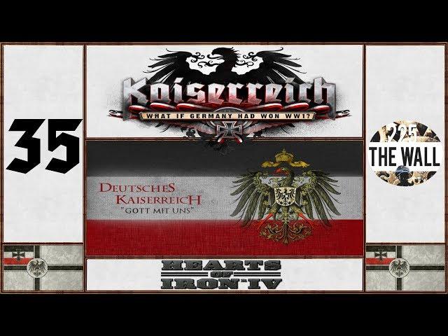 Deutsches Kaiserreich - HOI 4 Kaiserreich Impero Tedesco [Gameplay ITA #35]