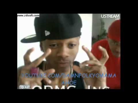 Soulja Boy Is A Gangsta Disciple