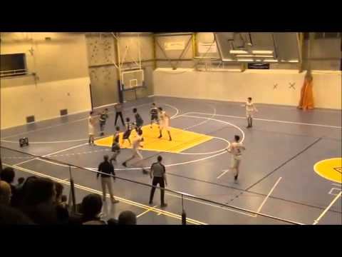 Marti Fonolla MFV vs Juventud Full Basketball Game - GloBall Alliance