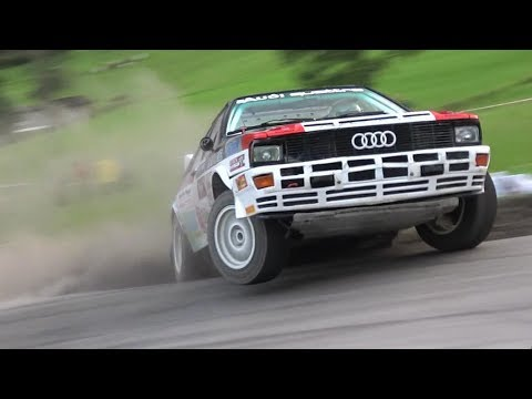 THE AUDI SHOW | Austrian Rallye Legends 2017