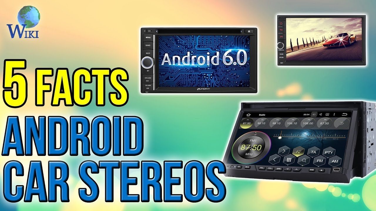 Top 10 Android Car Stereos of 2019 | Video Review