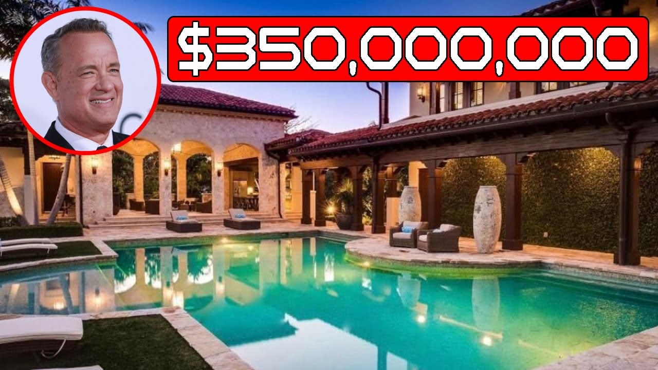 10 Expensive Things Owned By Millionaire American Actor Tom Hanks