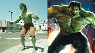 Top 20 Hollywood Superheroes Then And Now  (Superman batman Iron man hulk)