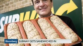 Subway Ranked #1 Fast Food Chain by Locations: Technomic