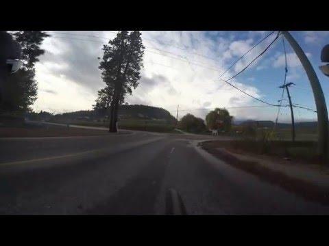 Riding in Kelowna