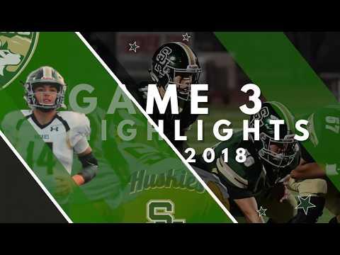 2018 Game 3 Highlights vs San Juan Hills