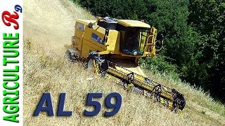 New Holland AL59 - 2016 - Hillside Combine