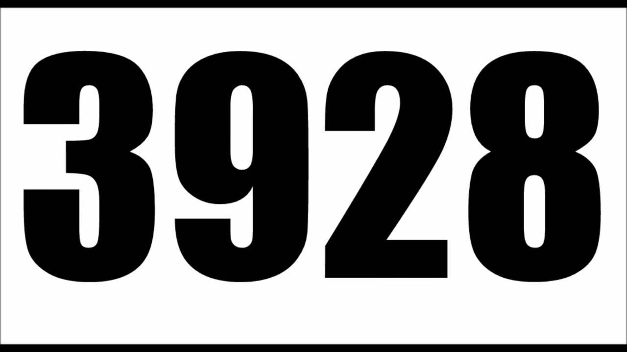 Numbers 1-5000  Impact