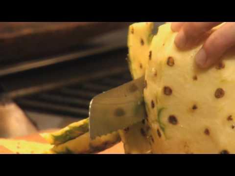 Sweet Pineapple Saute