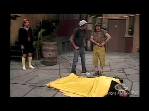 EL CHAVO DEL 8 ( El Chavo Mata al Sr. Barriga 1977 ) 1 de 2