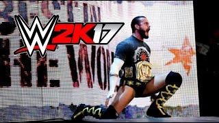 CM Punk Entrance WWE 2K17
