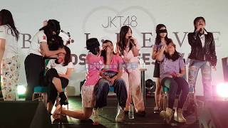 JKT48 - Games Session 1 @. HS Believe