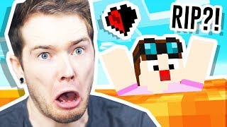 Something BAD HAPPENED in Minecraft Hardcore!