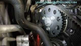 How to replace timing belt (cambelt) and water pump on VW Sharan/Seat Alhambra 2.0tdi