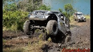 Jeepada do Gonzaga 2017 - Barro pesado - Uberlândia, MG