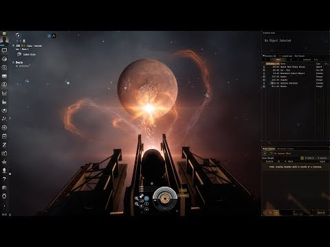 Eve Online - New Refineries and Moon Mining Structures!