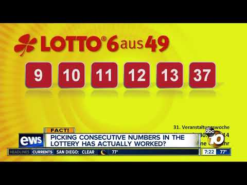 The Morning Rush - Man wins lottery after playing same numbers for 27 years.