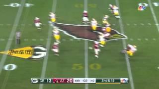 Packers vs Cardinals Hail Mary