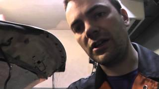 Мазда Триб'ют: Ремонт та обслуговування - Заміна Кислородника (Лямбда Зонда)