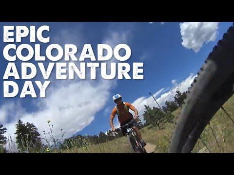 Adventure Day in Boulder Colorado