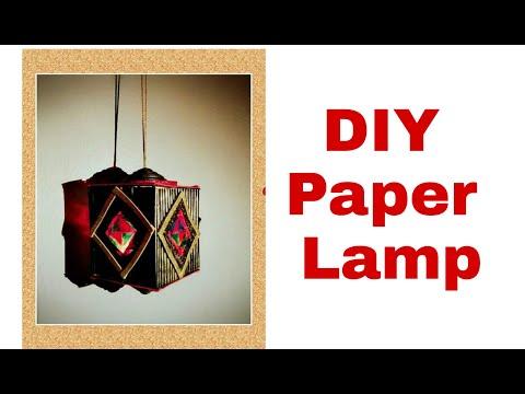 DIY Paper Lantern / Akash Kandil