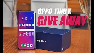 OPPO Find X Review and Giveaway by Pandaily