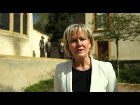 Interview Nadine Morano - Hommage à Robert Schuman