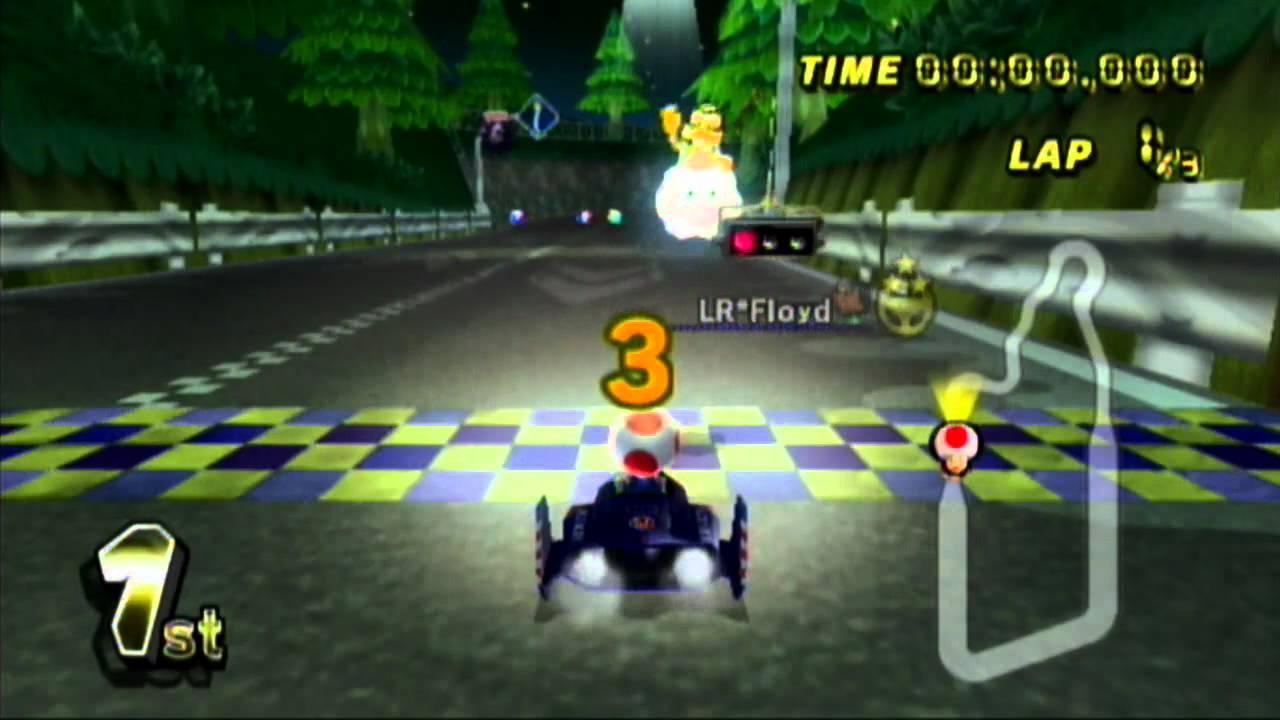 mario kart wii wifi vs races part 7 automatic blue falcon youtube rh youtube com Mario Kart Wii U Mario Kart 9