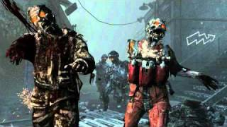 "CoD Black Ops ""Not Ready to Die"" Call of the Dead theme song"