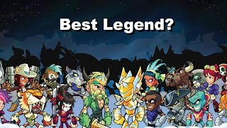 Brawlhalla: Which Legend Should You Main?
