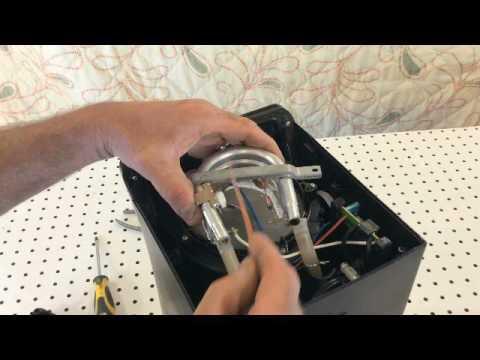 Mr.Coffee Maker Repair