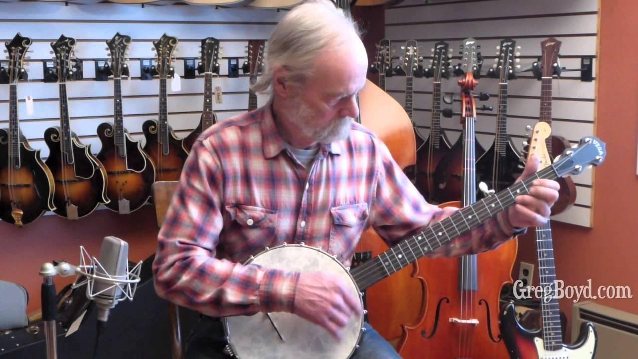 Like New Deering Vega Old Tyme Wonder Banjo