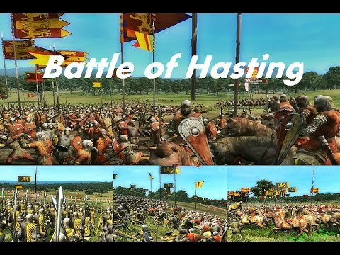 Battle of Hastings 1066 ad