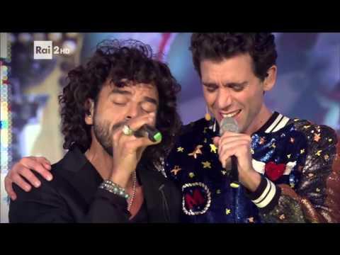 Mika | Francesco Renga - Happy Ending - Stasera Casa Mika (Choir)