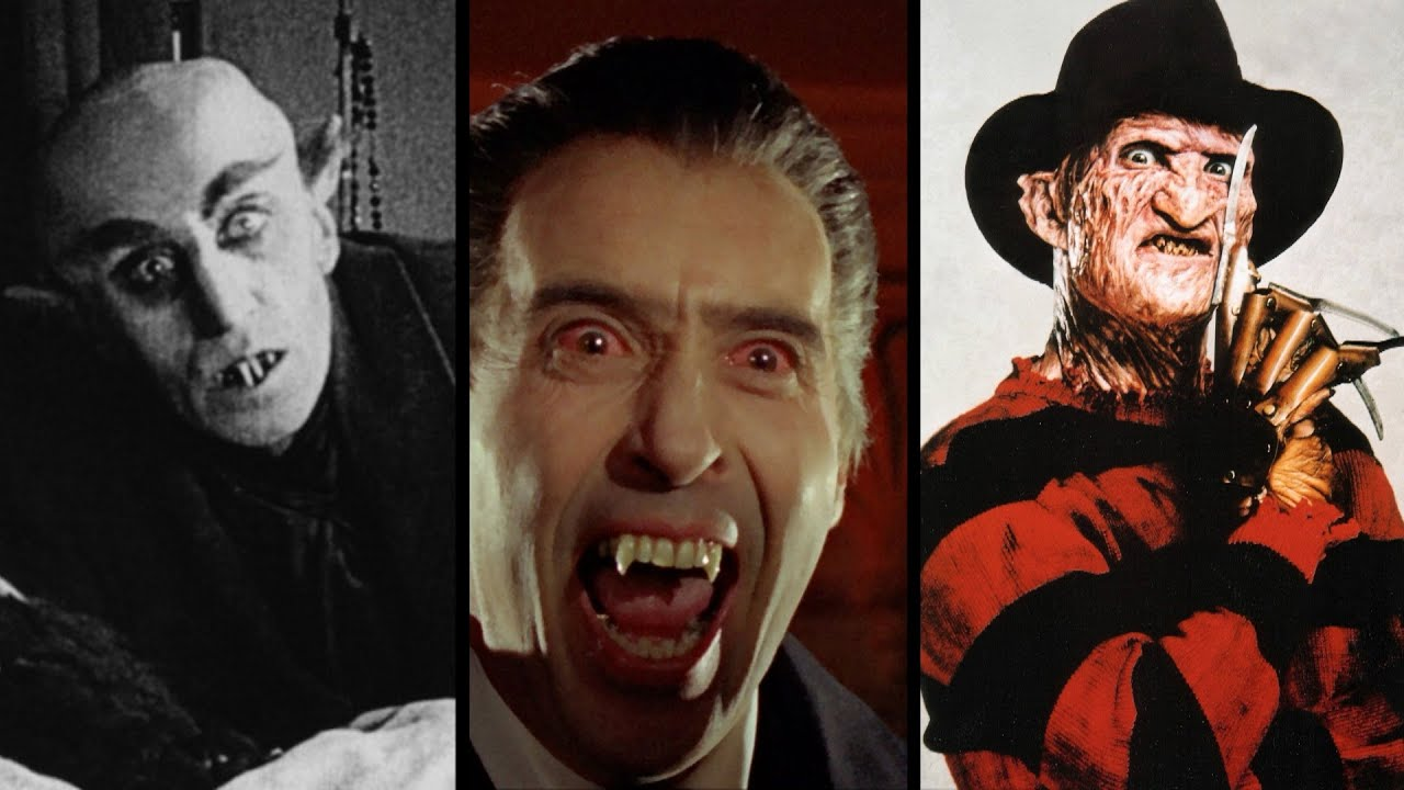 the evolution of horror films essay