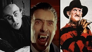 The Evolution Of Horror Films