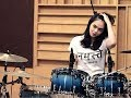 5 Drumer Cewek Cantik Indonesia