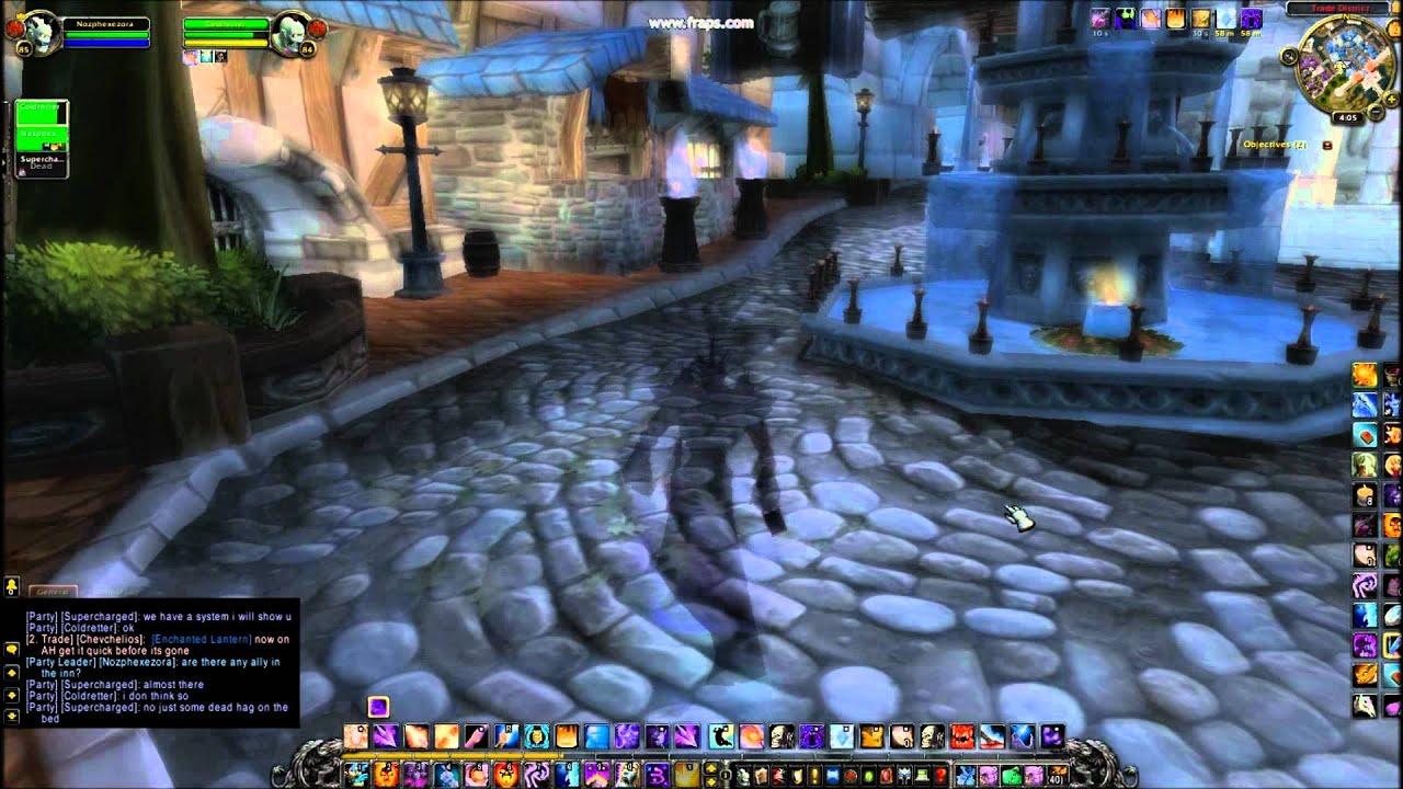 The Satanic Panic Trailer World Of Warcraft The Underbog Youtube
