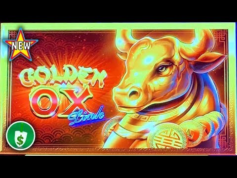⭐️ New - Golden Link Golden Ox Slot Machine