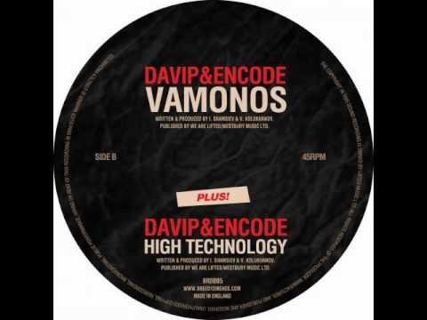 Davip & Encode - Vamanos [BRD005]
