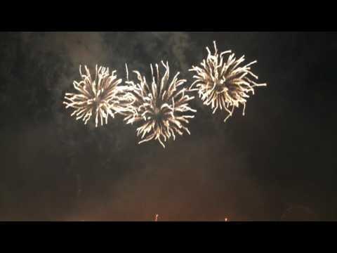 Montreal Fireworks 2016 - Spain