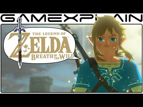 Zelda: Breath of the Wild Discussion - Game Awards Life in the Ruins Trailer & Demo Reaction