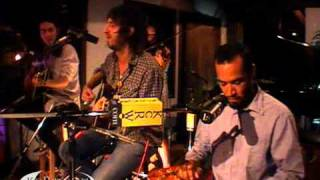 """Fistful of Mercy performing """"Restore Me"""" Live at the Village on KCRW"""