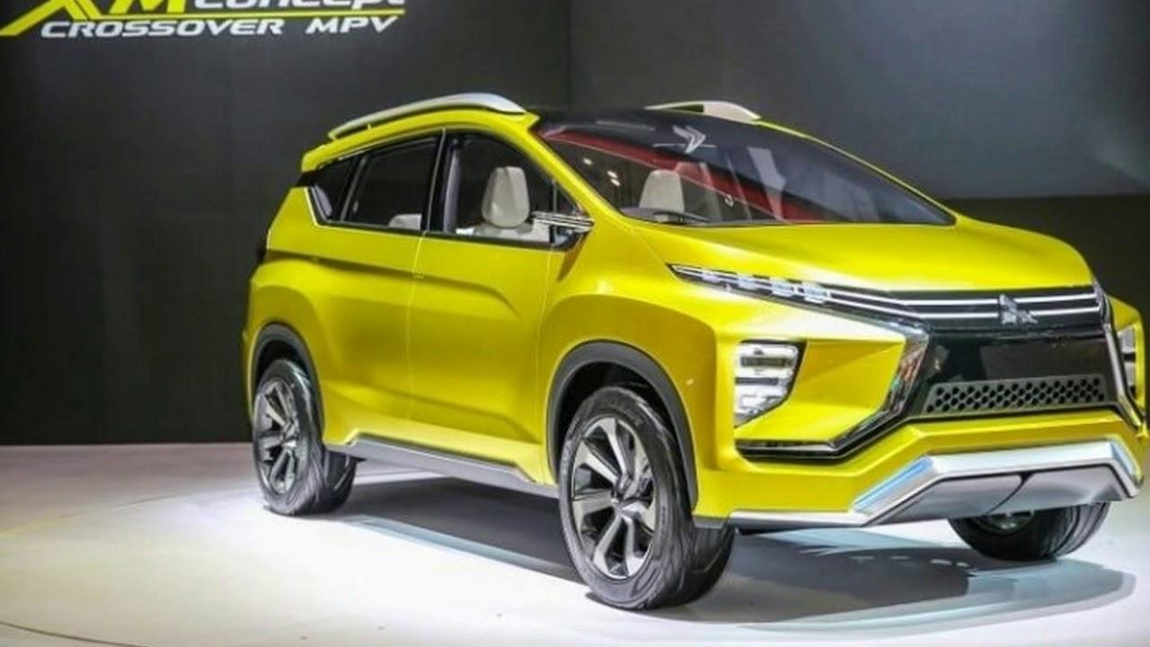 2018 Mitsubishi Expander Crossover Mpv Youtube
