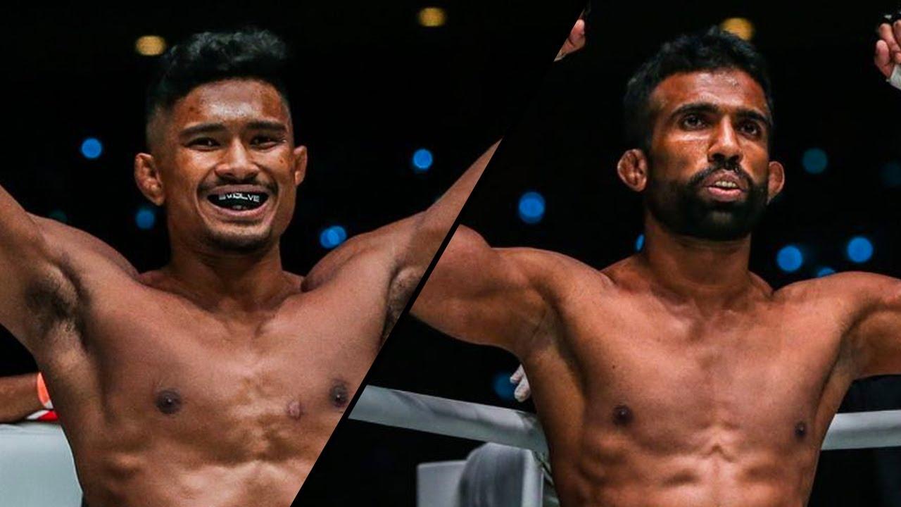 Amir Khan vs. Rahul Raju | All Wins In ONE Championship