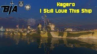 World of Warships- Kagero- I Still Love This Ship