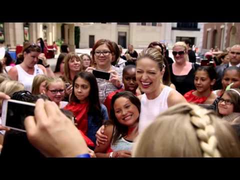 Supergirl tv show Super Screening